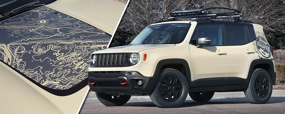 jeep renegade カスタム