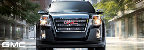 GMC - TERRAIN THE ALL-NEW SMALL SUV