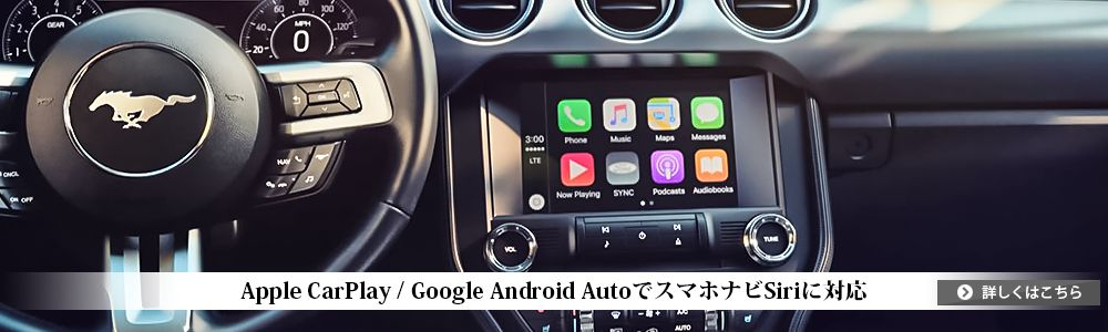 apple carplay / google androidauto