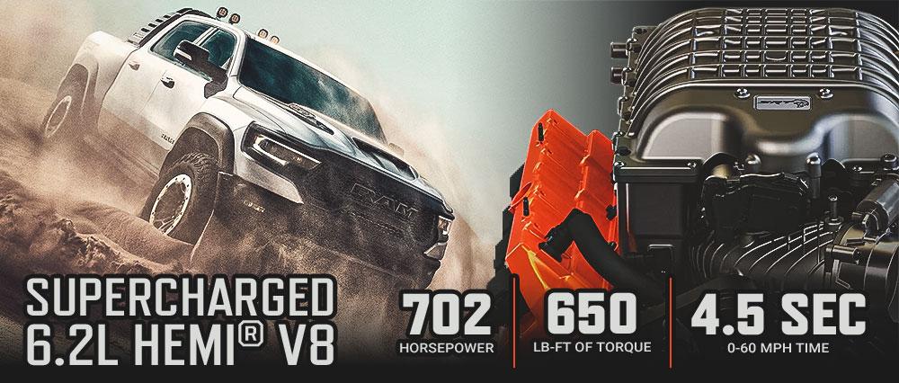 新車カタログ·価格 - ラムトラック 1500 TRX 2021   CALWING キャル ...